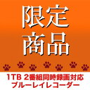シャープ ブルーレイレコーダー AQUOS (1TB) BD‐NW1100(送料無料)