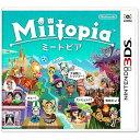 任天堂 ニンテンドー3DSソフト Miitopia(ミートピア)