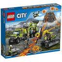 LEGO レゴブロック 60124 シティ 火山調査基地(送料無料)