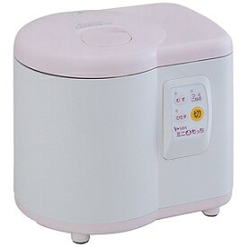 エムケー精工 家庭用ミニもちつき機「ミニもっち」(3〜5合) RM−05MN (ホワイト×ピンク)