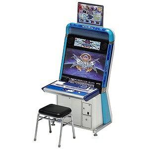 ウェーブ 1/12 「メモリアルゲームコレクション」シリーズ ◆BLAZBLUE CENTRALFICTION VEWLIX筐体