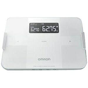 オムロン 体重体組成計「カラダスキャン」 HBF‐255T‐W (ホワイト)(送料無料)