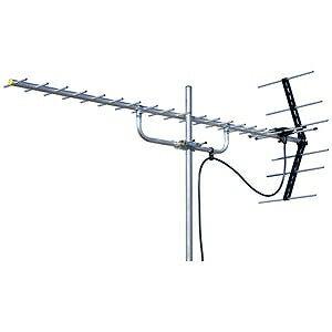 マスプロ 家庭用UHFアンテナ 20素子 U206