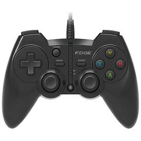 HORI 有線ゲームパッド[USB 1.8m・Win] EDGE 301 (13ボタン) EGJ‐301BK (ブラック)
