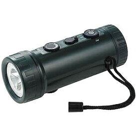 エルパ FM/AM ライト付き 携帯ラジオ DOP‐660