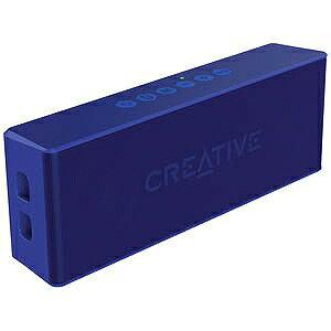 クリエィティブ ブルートゥーススピーカー Creative MUVO 2 SP‐MV2‐BU(ブルー)