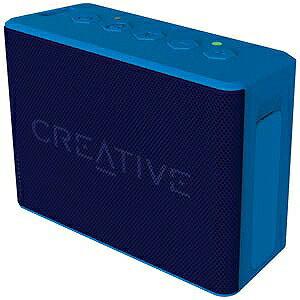 クリエィティブ ブルートゥーススピーカー Creative MUVO 2 SP‐MV2C‐BU(ブルー)