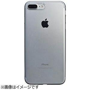 パワーサポート iPhone 7 Plus用 エアージャケットセット PBK‐71 クリア