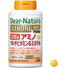 アサヒグループ食品 (ディアナチュラ)ストロング39種アミノマルチビタミン&ミネラル(300粒) DNストロング39アミノMB&ミネラル