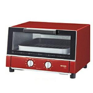 タイガー オーブントースター やきたて(1300W) KAM‐G130‐R レッド(送料無料)