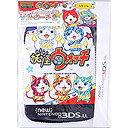 プレックス 妖怪ウォッチ new NINTENDO 3DS LL対応 ソフトポーチ2 カラフル Ver.