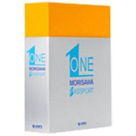 モリサワ 〔Win・Mac版/ライセンス〕 MORISAWA PASSPORT ONE (PC1台/1年間) MORISAWA PASSPORT ON