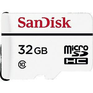 サンディスク Class10 32GB 高耐久 MICROSDメモリカード SDSQQND032GJN3ID