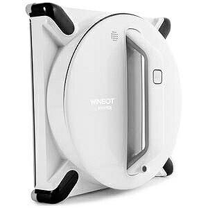 エコバックス 窓用ロボット掃除機 「WINBOT」 W950 クラシックホワイト