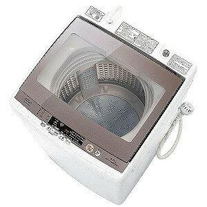AQUA 全自動洗濯機 (洗濯8.0kg) AQW‐GV800E (ホワイト)(標準設置無料)