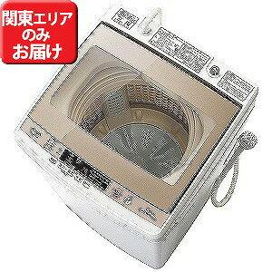 AQUA 全自動洗濯機 (洗濯7.0kg) AQW‐GV700E (ホワイト)(標準設置無料)