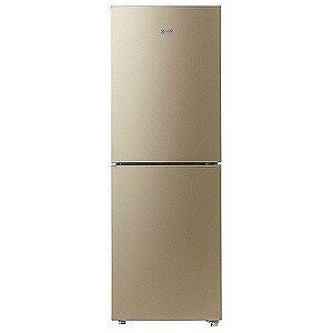 ハイアール 2ドア冷蔵庫(218L・右開き) JR−NF218A−N (ゴールド)(標準設置無料)
