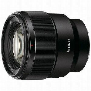 ソニー 交換レンズ FE 85mm F1.8(ソニーEマウント)
