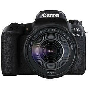Canon デジタル一眼 EOS 9000D(W)(EF−S18−135 IS USM レンズキット) EOS9000D18135ISUSMLK
