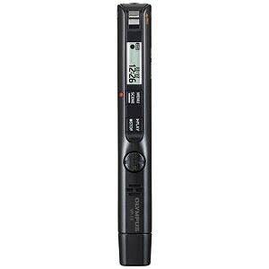 オリンパス ICレコーダー Voice Trek(4GB)(メタリックブラック) VP−15 BLK(送料無料)