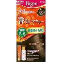 ホーユー 【Bigen】香りのヘアカラー 乳液 5CA 深いカフェブラウン ビゲンカオリエキ5CA