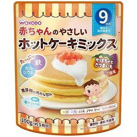 和光堂 赤ちゃんのやさしいホットケーキミックス かぼちゃとさつまいも ホットケーキMカボチャサツマイモ