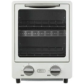 ラドンナ オーブントースター Toffy ASH WHITE [900W/食パン2枚] K−TS1−AW ASH WHITE