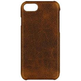 ROA iPhone 7用Badalassi Wax Bar case ブラウン SLG Design SD8108i7