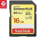 サンディスク 16GB・UHS Speed Class3(UHS−I)対応SDHCカード SDSDXSF−016G−JBJCP(ビックカメラグループ専用モデル)