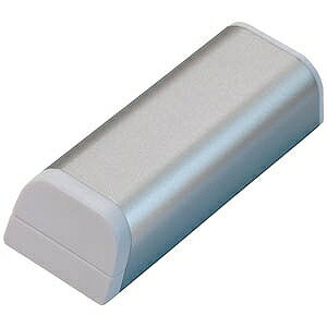 USBモバイルバッテリー+USBmicroBケーブル30cm(5200mAh・シルバー) JF‐PEACE55S(シルバー)