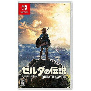任天堂 Nintendo Switchゲームソフト ゼルダの伝説 ブレス オブ ザ ワイルド(送料無料)
