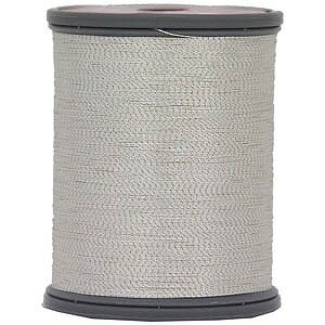 フジックス キングスターミシン刺しゅう糸 50番 250m 50−250M−902(銀) スターミシンシシュウイト50250M