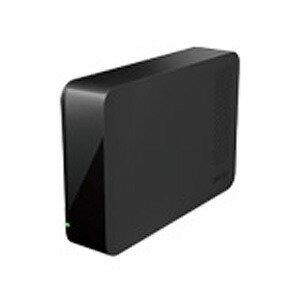バッファロー 外付HDD 「USB3.0・Mac/Win」テレビ対応 HD−LC2.0U3−BKF(ブラック 2TB)(送料無料)
