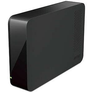 バッファロー 外付HDD 「USB3.0・Mac/Win」テレビ対応 HD−LC3.0U3−BKF(ブラック 3TB)(送料無料)