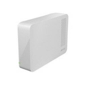 バッファロー 外付HDD 「USB3.0・Mac/Win」テレビ対応 HD−LC3.0U3−WHF(ホワイト 3TB)(送料無料)