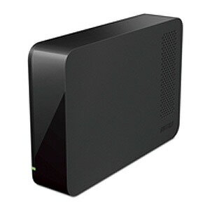 バッファロー 外付HDD 3TB「USB3.0・Mac/Win」テレビ対応 HD−LL3.0U3−BKF(ブラック)(送料無料)