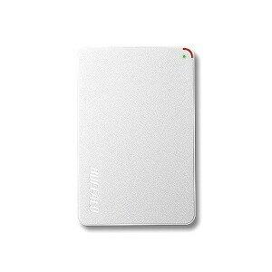 バッファロー ポータブルHDD HD−PCF10U3−BWE(ホワイト 1TB)(送料無料)