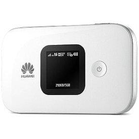 HUAWEI モバイルルータ LTE/Wi−Fi[無線a/b/g/n(2.4G/5GHz)] E5577S−324