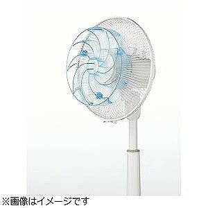 山善 扇風機用アタッチメント 「快風!強(つよ)マリーナ」 YA−U28−BL