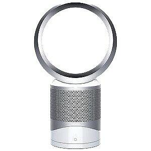 ダイソン リモコン付・空気清浄機能付テーブルファン「Dyson Pure Cool Link」 DP03WS (ホワイト/シルバー)(送料無料)