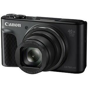 Canon コンパクトデジタルカメラ PowerShot(パワーショット) SX730 HS(ブラック)(送料無料)