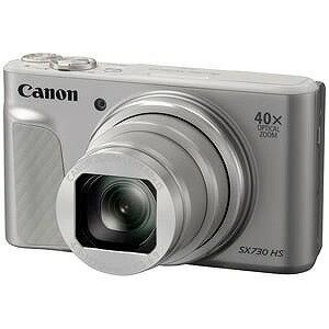 Canon コンパクトデジタルカメラ PowerShot(パワーショット) SX730 HS(シルバー)(送料無料)