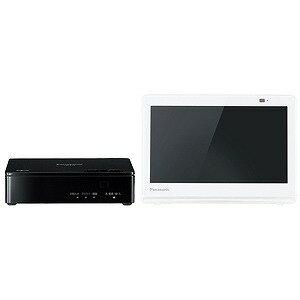 パナソニック 10V型 ポータブルテレビ プライベートビエラ UN−10E7−W ホワイト(送料無料)