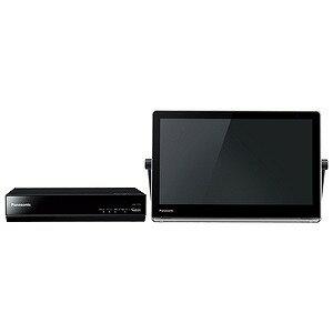 パナソニック 15V型 ポータブルテレビ プライベートビエラ UN−15T7−K ブラック(500GB内蔵HDDレコーダー付)(送料無料)