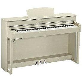YAMAHA 電子ピアノ Clavinova(クラビノーバ) CLPシリーズ(88鍵盤/ホワイトアッシュ調) CLP−635WA (標準設置無料)
