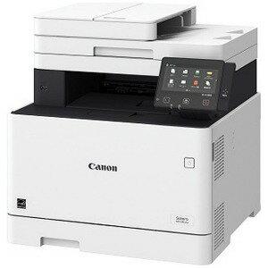 Canon A4カラーレーザー複合機[コピー/プリンター/FAX/スキャナ/ADF] Satera MF733Cdw