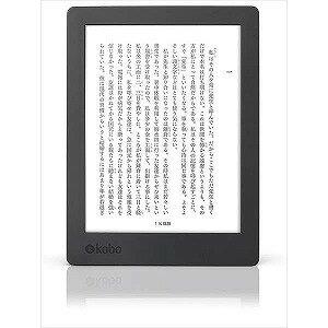 KOBO 電子書籍リーダー Kobo Aura H2O Edition2 N867−KJ−BK−S−EP