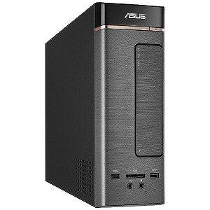 ASUS モニター無デスクトップPC K20CE−J3060 ダークシルバー(送料無料)