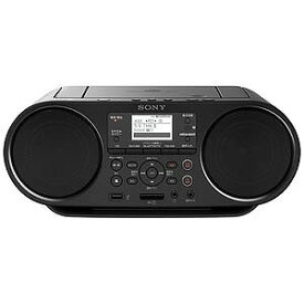 ソニー CDラジオ ZS−RS81BT