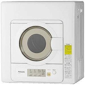 パナソニック 電気衣類乾燥機 (乾燥6.0kg) NH−D603−W ホワイト (標準設置無料)